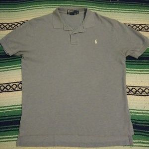 *US Made* Polo by Ralph Lauren Large Blue Polo!